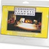 Placa pentru embosare (amprentare hartie/carton)