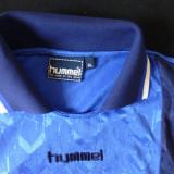 Tricou barbati - Tricou Hummel The Name of The Game; marime XL: 60 cm bust, 65.5 cm lungime