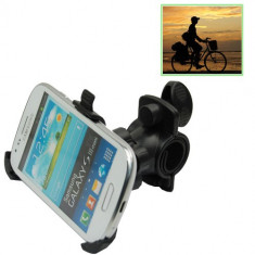 Suport telefon bicicleta - Suport bicicleta motocicleta Samsung Galaxy S3 Mini i8190 + folie ecran