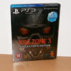 Joc PS3 - Killzone 3 Collector's Edition, steelbook, pentru colectionari - Jocuri PS3 Sony, Actiune