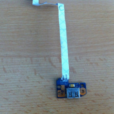 Modul USB 1x Toshiba satellite A500 - Port USB laptop HP