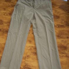 Pantaloni office ARMANI originali, marimea 48/50 - Pantaloni barbati Armani, Culoare: Din imagine, Lungi, Bumbac