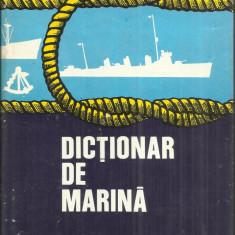 (E) DICTIONAR DE MARINA - A.BEJAN, M.BUJENITA