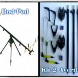 Varga - Set Kit 2 Avertizori Hakuyo +Rod-Pod