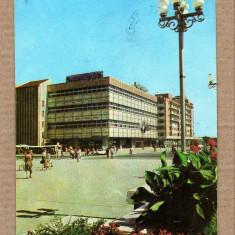 Carti Postale Romania dupa 1918, Circulata - TARGOVISTE MAGAZINUL MUNTENIA 1983