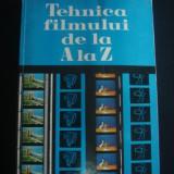 ALEXANDRU MARIN - TEHNICA FILMULUI DE LA A LA Z {1979}