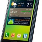 Telefon mobil Samsung Galaxy S, Negru, 8GB, Neblocat - Vand Samsung Galaxy S, stare buna de functionare, mai ramane foarte rar blocat, ceea ce se intampla la toate telefoanele cu Android