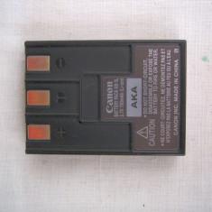 Acumulator dedicat lithiu Canon 3, 7 V - Baterie Aparat foto