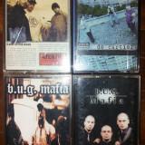 B.U.G. Mafia - Deasupra tuturor/De cartier/Dupa blocuri/Intotdeauna pentru totdeauna