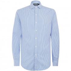 Camasa Ralph Lauren masura S M L (reducere finala) - Camasa barbati Ralph Lauren, Culoare: Albastru, Maneca lunga