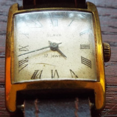 Vechi ceas dama SLAVA - Ceas de mana