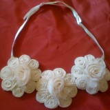 Colier hand made