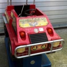 Masinute cu fise- kidy rides0 masinute divertisment - Masinuta electrica copii Altele, 6-8 ani, Baiat, Rosu