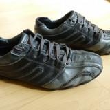 Adidasi barbati - Adidasi Skechers Relaxed Step, piele naturala; marime 43 (27.5 cm talpic)