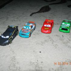 Mașinuțe Cars - Masinuta de jucarie Mattel, 4-6 ani, Metal, Baiat