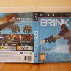 Brink (PS3) (ALVio) + sute de alte Jocuri PS3 Bethesda Softworks ( VAND / SCHIMB ), Actiune, 12+