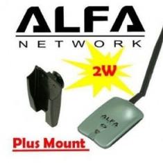 Alfa AWUS036H AWUS 036H RTL8187 ( V5 - Realtek 8187L ) ULTIMUL MODEL - Antena