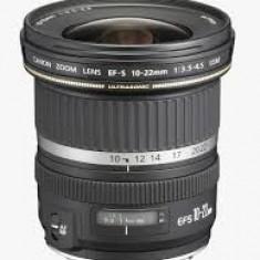 Canon 10-22mm - Baterie Aparat foto