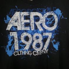 Tricou Aeropostale original 100%, bumbac 100%, L, XL, XXL, nou cu eticheta - Tricou barbati Aeropostale, Marime: L, Maneca scurta