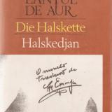 Carte despre Paranormal - C.A. WETTERBERGH - LANTUL DE AUR, o nuvela suedeza - EDITIE TRILINGVA { 1983, 140 p. - TRADUCERE DE MIHAI EMINESCU - SPIRITISM, FANTOME}