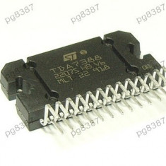 Circuit integrat: TDA7388 amplificator audio; 45W; FLEXIWATT25- 001780