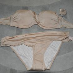 Costum baie Victoria's secret - Costum de baie Victoria's Secret, Marime: 40, Culoare: Cappuccino, Doua piese, Bikini