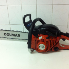 Drujba Marca DOLMAR PS-5105 din 2011, 36-40, Electric