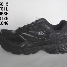 Pantofi dama sport-WINK-JF 650-5 - Adidasi dama Wink, Marime: 36, 37, 39, 40, Culoare: Negru