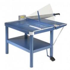 GHILOTINA PROFESIONALA CUTIT DAHLE 585 CU STAND INCLUS, 1100 mm