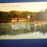 Ilustrata -Baile Sovata -circ.50 Bani Ferdinand 1923 - Carti Postale Romania dupa 1918