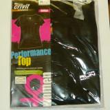 Tricou dama pentru sport - Crivit - maneca scurta - marimea M - ideal bicicleta sau alergare - NOU- 2+1 gratis toate produsele la pret fix - RBK5083 Altele, Bluze/jachete