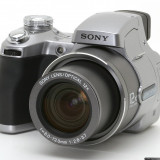 Sony DSC-H1 - Aparat Foto compact Sony, Compact, 5 Mpx, 12x, 2.5 inch