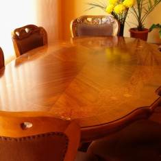 Mobila stil, de arta, clasica; sufragerie IMPERIAL / GIOCONDA de la IMAR AraD - Mobilier, Sufragerii si mobilier salon, Dupa 1950