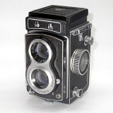 Aparat Foto cu Film Seagull - Aparat de colectie Seagull cu obiectiv Haiou-31