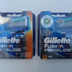 Rezerve de ras Gillette Fusion Proglide la set de 8 Buc. Originale Sigilate Stoc Limitat DE CEA MAI BUNA CALITATE