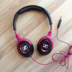 Casti Sennheiser HD 229 for Ipod and Iphone -stare perfecta, Casti On Ear, Cu fir, Jack 3, 5mm