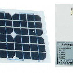 Panouri solare - Panou solar celula fotovoltaica 10W