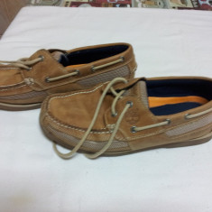 Pantofi barbati - Pantofi barbatesti scarpi piele natrala interior exterior TIMBERLAND masura 42(int.27cm) (si prin posta romana)