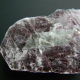 Fosila roca - Specimen minerale - LEPIDOLIT