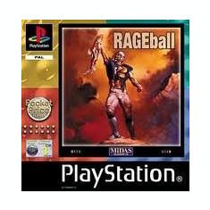 RAGEBALL JOC ORIGINAL Playstation 1 PS1 PAL UK - Jocuri Sega