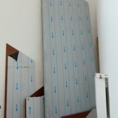 Panouri TRESPA exterior de 8 mm, lemn mahon - Placa OSB