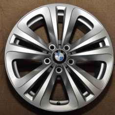 Jante aliaj BMW, Diametru: 18, Latime janta: 8, Numar prezoane: 5, PCD: 120 - JANTE ORIGINALE BMW 18 inch Seria 3 5 6 7 X1 X3 X5 GT E90 F30 F10 F01