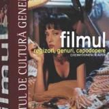 Pachet Filmul (3 vol.) Regizori, genuri, capodopere. Cinematografia de autor - Carte Cinematografie, Litera