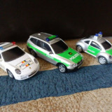 Masinuta de jucarie - Set 1 - 3 Masinute Politie - Plastic