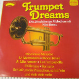 NINI ROSSO - TRUMPET DREAMS (1970 /ARCADE REC) - DISC VINIL/PICK-UP/VINYL