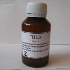 TEFLON solutie lichida de teflon pentru impermeabilizarea imbracamintei si a incaltamintei din piele impotriva apei, murdariei si a grasimilor - Spray anticoroziv Auto