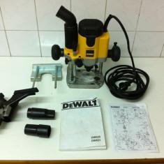 Masina de Frezat Marca DEWALT DW621 QS01 este noua, 1001-1250, 3.6-5.9