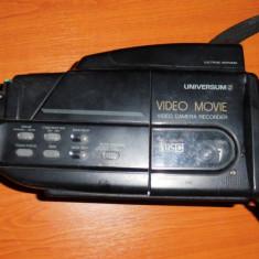 Aparat Filmat - Camera de filmat VHS Universum - defecta partea mecanica