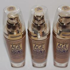 Fond de ten L'oreal Paris original L`Oreal Age Perfect Gold, Lichid