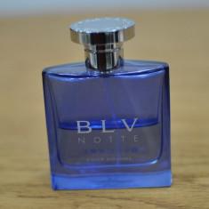 NOTTE de BVULGARI POUR HOME / EDT FLACON DE 50 ML RAMAS CAM JUMATATE - Parfum barbati, Apa de toaleta